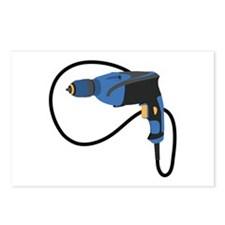 Electric Drill Postcards (Package of 8)
