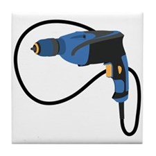 Electric Drill Tile Coaster