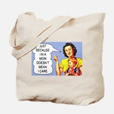 Cute Rude Tote Bag