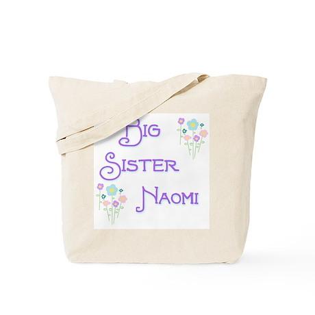 Big Sister Naomi Tote Bag