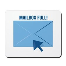 Mailbox Full Mousepad