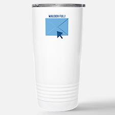 Mailbox Full Travel Mug