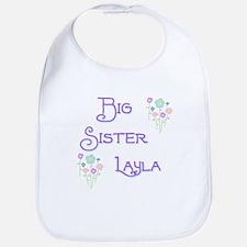 Big Sister Layla Bib