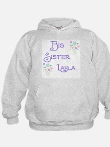 Big Sister Layla Hoodie