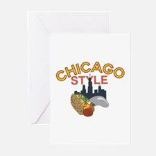 Chicago Style Greeting Cards