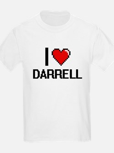 I Love Darrell T-Shirt