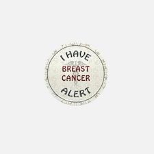 BREAST CANCER Mini Button