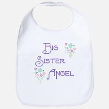 Big Sister Angel Bib