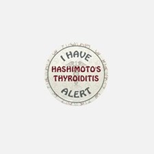 HASHIMOTO'S THYROIDITIS Mini Button