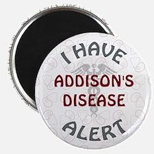 ADDISON'S DISEASE Magnet