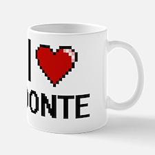 Unique I love donte Mug