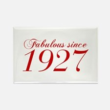 Fabulous since 1927-Cho Bod red2 300 Magnets