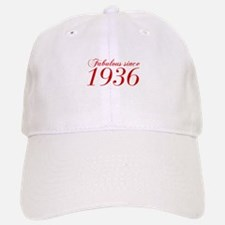 Fabulous since 1936-Cho Bod red2 300 Baseball Baseball Baseball Cap