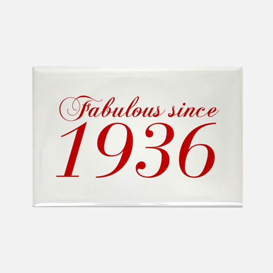 Fabulous since 1936-Cho Bod red2 300 Magnets