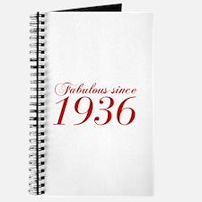 Fabulous since 1936-Cho Bod red2 300 Journal