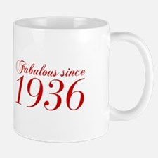 Fabulous since 1936-Cho Bod red2 300 Mugs