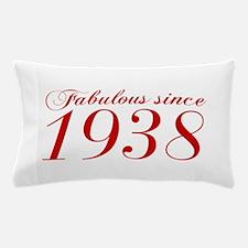 Fabulous since 1938-Cho Bod red2 300 Pillow Case