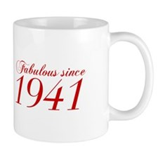 Fabulous since 1941-Cho Bod red2 300 Mugs