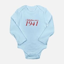 Fabulous since 1941-Cho Bod red2 300 Body Suit
