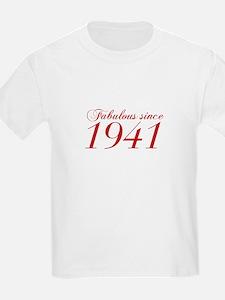 Fabulous since 1941-Cho Bod red2 300 T-Shirt