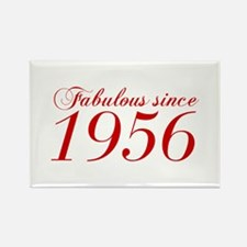 Fabulous since 1956-Cho Bod red2 300 Magnets