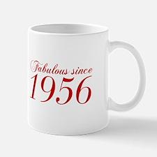 Fabulous since 1956-Cho Bod red2 300 Mugs