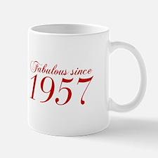 Fabulous since 1957-Cho Bod red2 300 Mugs