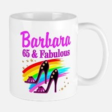 65 AND FABULOUS Mug