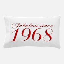 Fabulous since 1968-Cho Bod red2 300 Pillow Case