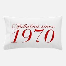 Fabulous since 1970-Cho Bod red2 300 Pillow Case