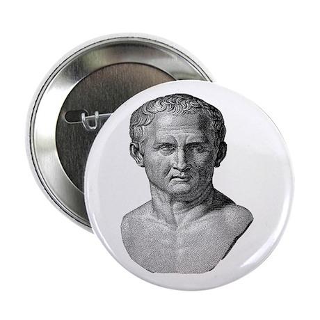"""""""Marcus Tullius Cicero"""" 2.25"""" Button (10 pack)"""