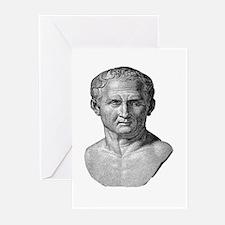 """""""Marcus Tullius Cicero"""" Greeting Cards (Pk of 20)"""