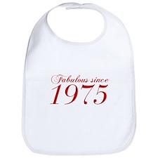 Fabulous since 1975-Cho Bod red2 300 Bib