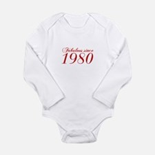 Fabulous since 1980-Cho Bod red2 300 Body Suit