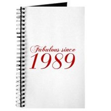 Fabulous since 1989-Cho Bod red2 300 Journal