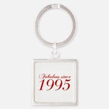 Fabulous since 1995-Cho Bod red2 300 Keychains