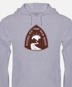 Going to the Sun Road, Montana Jumper Hoody