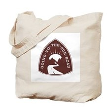 Going to the Sun Road, Montana Tote Bag