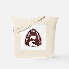 Going to the Sun Road, Montana Tote Bag