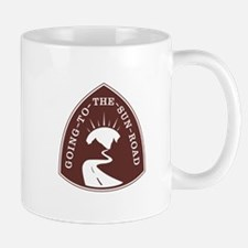 Going to the Sun Road, Montana Mug