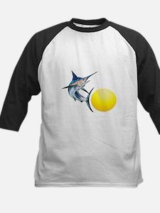SWORDFISH AND SUN Baseball Jersey