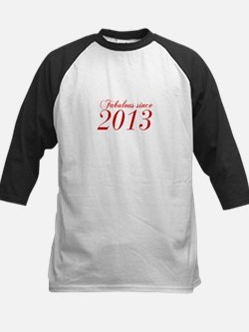 Fabulous since 2013-Cho Bod red2 300 Baseball Jers