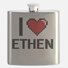 Funny Ethen Flask