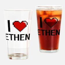 Unique Ethen Drinking Glass