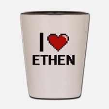 Cute Ethen Shot Glass