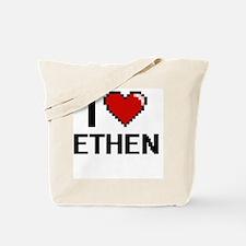 Cute Ethen Tote Bag