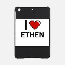 I Love Ethen iPad Mini Case