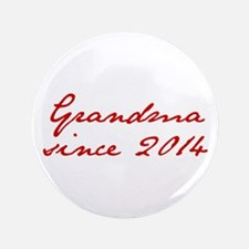 Grandma since 2014-Jan red2 250 Button