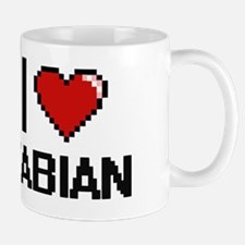 Unique Fabian Mug