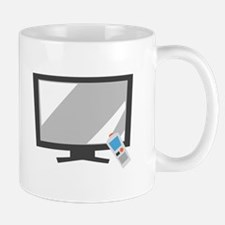 Flat Screen TV Mugs